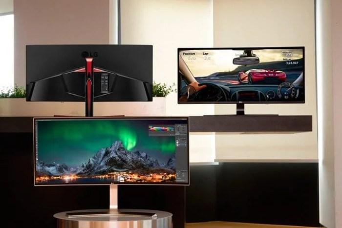LG Ultrawide Monitor 720x480 - LG anuncia 'maior monitor ultrawide do mundo'