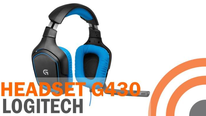 LOGITECH COVER 720x405 - Review: Headset Logitech G430 com som Surround 7.1