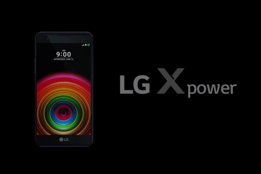 Linha X - LG Xpower