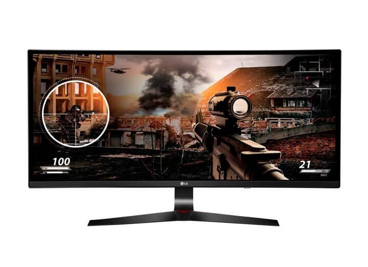 Monitor LG UltraWide game 34UC79G