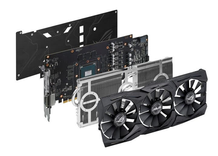 STRIX GTX1060 O6G GAMING  layer - ASUS lança Strix GeForce GTX1060 no Brasil