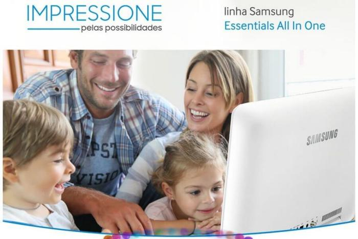 Samsung All in One E1 e E2 Capa 720x480 - Linha Essentials All in One da Samsung ganha dois novos modelos