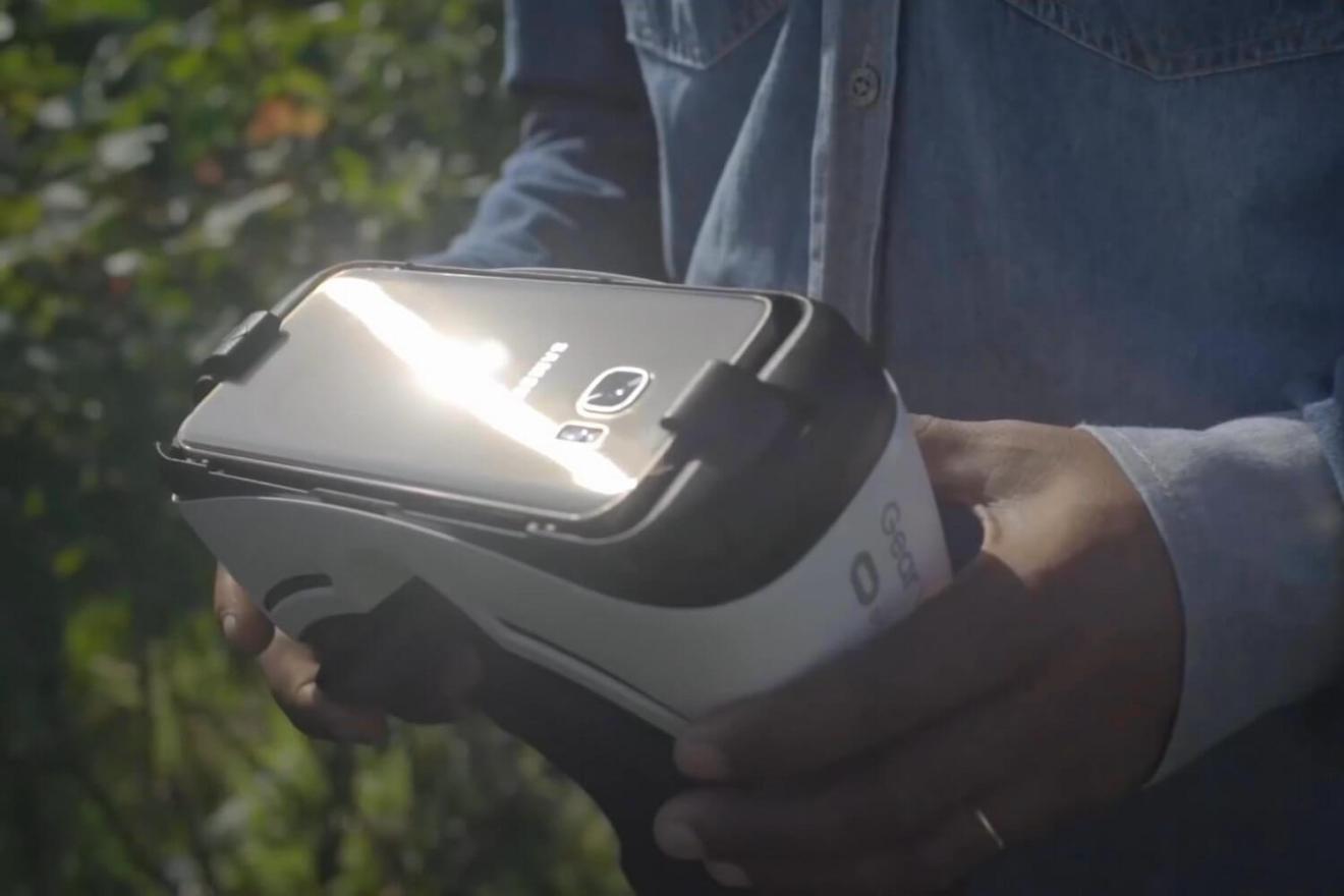 Samsung Rio 2016 Gear 360 - Samsung leva a Rio 2016 para todo o Brasil por meio da realidade virtual