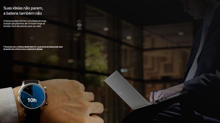 Samsung Style S50 - Bateria