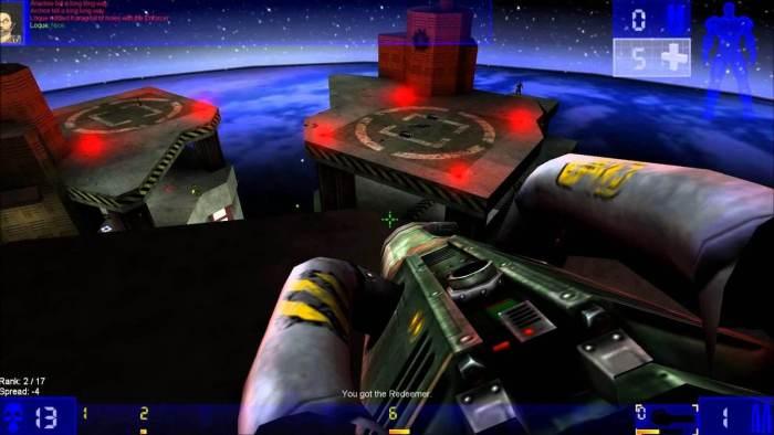 Unreal Tournament 720x405 - 15 Jogos clássicos para PC que você deveria conhecer e jogar