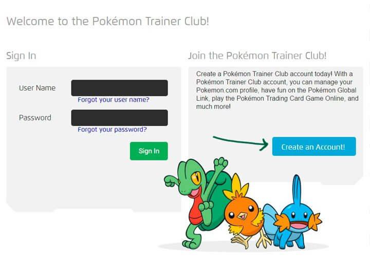 criar conta pokemon trainer club - Tutorial: instalando o Pokemon Go para Windows Phone/Windows 10 Mobile (PoGo)
