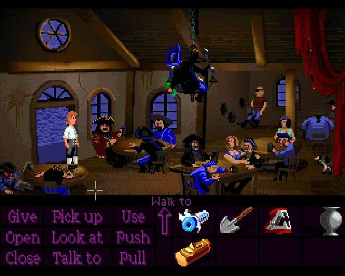 monkey island 720x576 - 15 Jogos clássicos para PC que você deveria conhecer e jogar