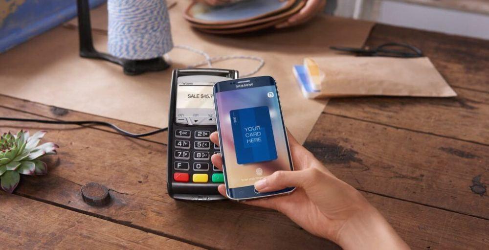 Samsung Pay: é fácil usar, mas teste antes de deixar a carteira em casa.