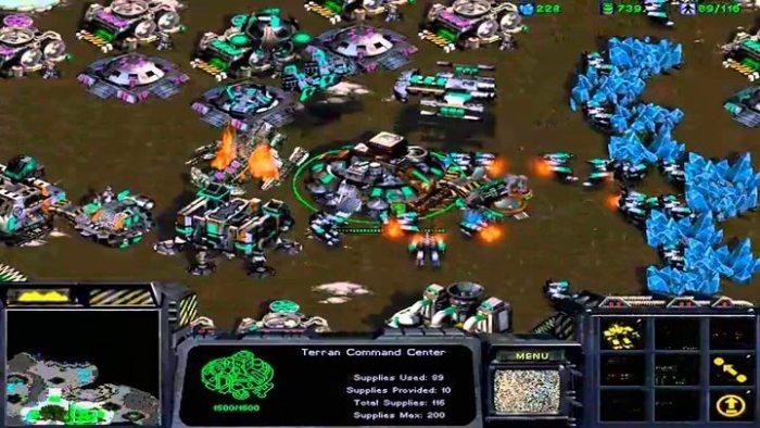 starcraft 720x405 - 15 Jogos clássicos para PC que você deveria conhecer e jogar