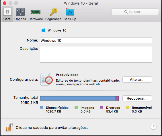 10. parallels 12 nova vm customizacao - Tenha o Windows sempre à mão no macOS com o Parallels Desktop