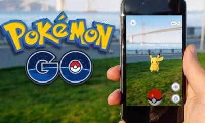 Atualização traz novidades para Pokémon Go
