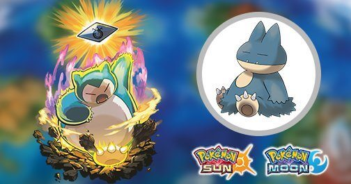 CrRgoZOUkAAdXT  - Snorlax rouba a cena em novo trailer de Pokémon Sun & Moon
