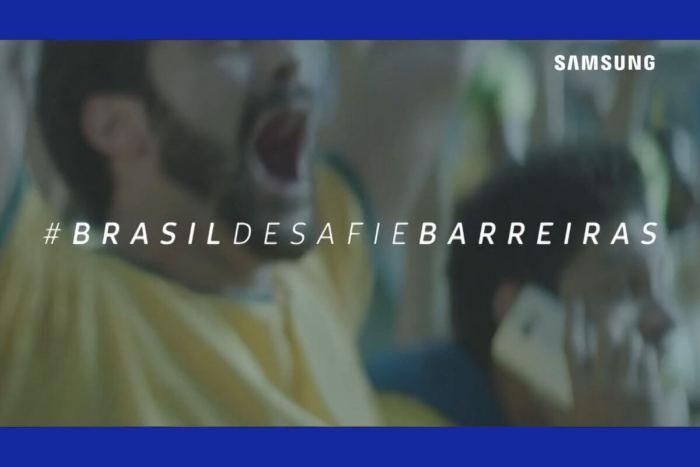 Desafie Barreiras Campanha 720x480 - Promoção Samsung Desafie Barreiras fomenta Jogos Paralímpicos e sorteia 200 kits de produtos