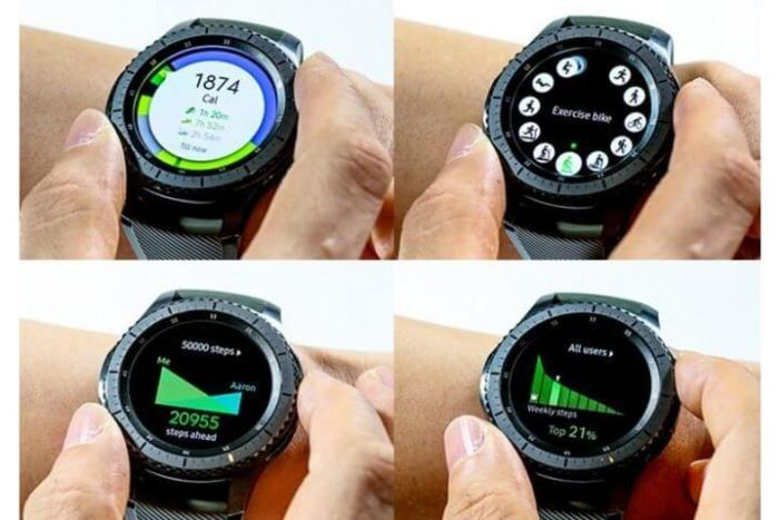 Gear S3 Ecossistema 720x480 - Hands On: Samsung Gear S3