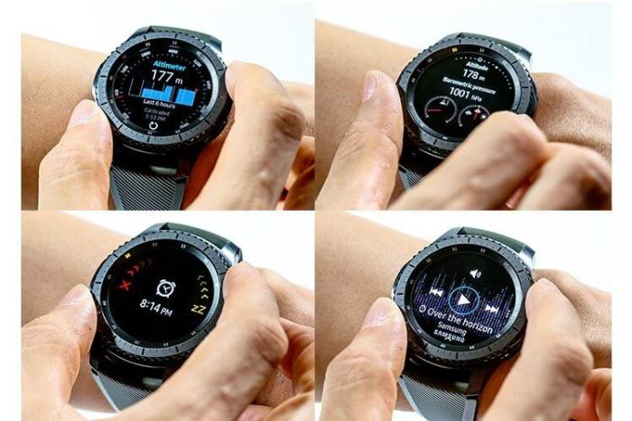 Gear S3 Funcionalidades 720x480 - Hands On: Samsung Gear S3
