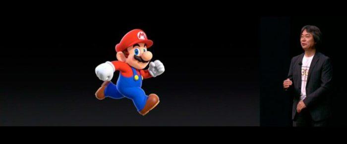 Miamoto apresentado Super Mario Run 720x299 - Confira tudo que a Apple apresentou hoje