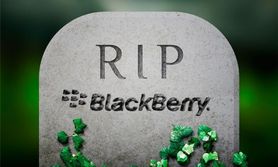 RIP BlackBerry