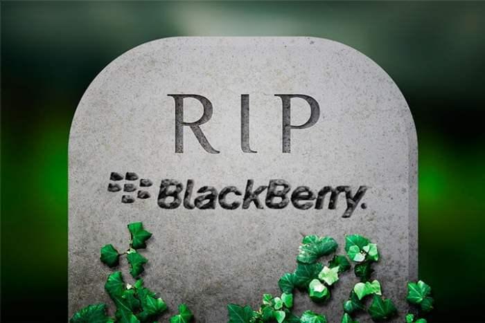 RIP BlackBerry 720x480 - RIP: BlackBerry desiste de produzir smartphones