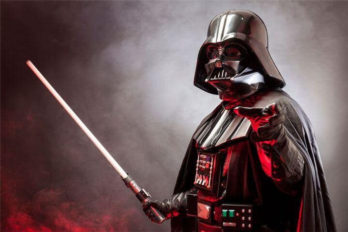 """Star Wars Darth Vader 720x480 - Toda a saga Star Wars chega com """"força"""" na Netflix"""
