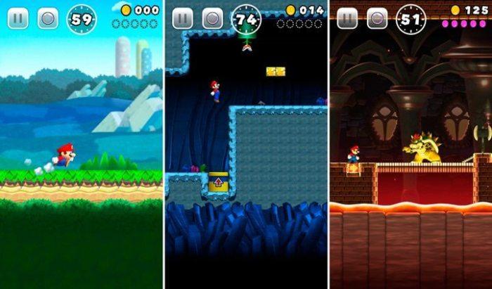 Super Mario Run iOS 720x423 - Confira tudo que a Apple apresentou hoje