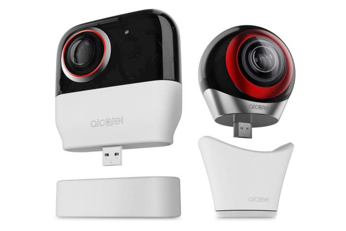 VISION - Alcatel 360
