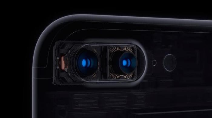 camera do iphone 7 plus