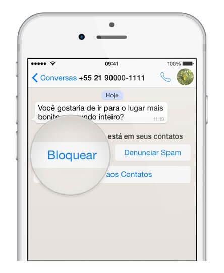 spam bloquear iphone - Tutorial: como bloquear, desbloquear e saber se foi bloqueado no WhatsApp