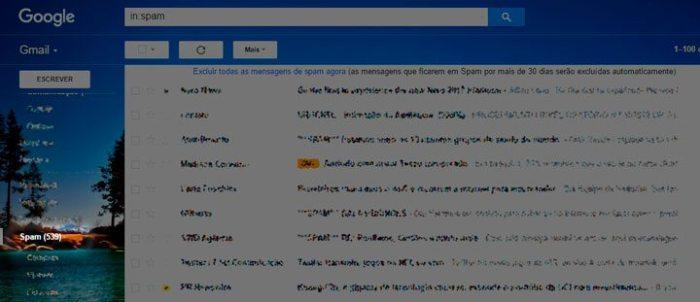O lugar mais obscuro e esquecido do meu Gmail
