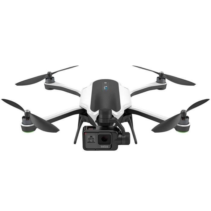 Karma: um drone focado em qualidade de gravações.
