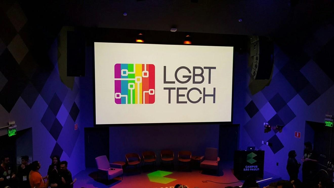 Google Campus recebe o LGBT TECH 10