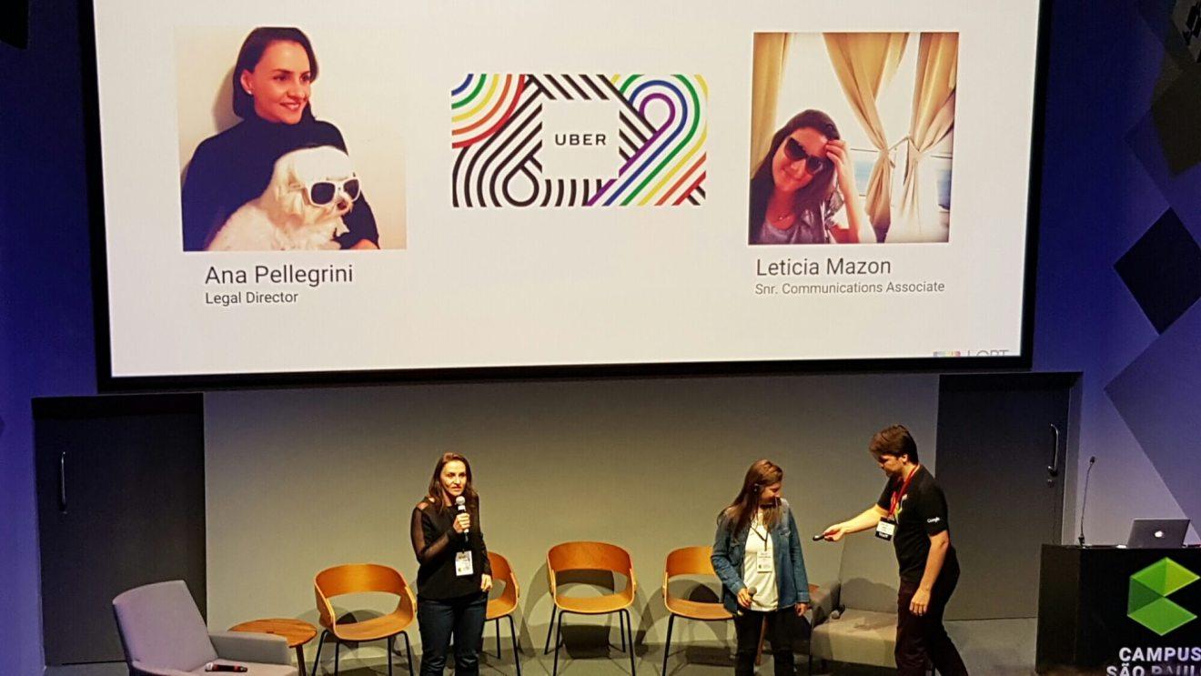 Google Campus recebe o LGBT TECH 11