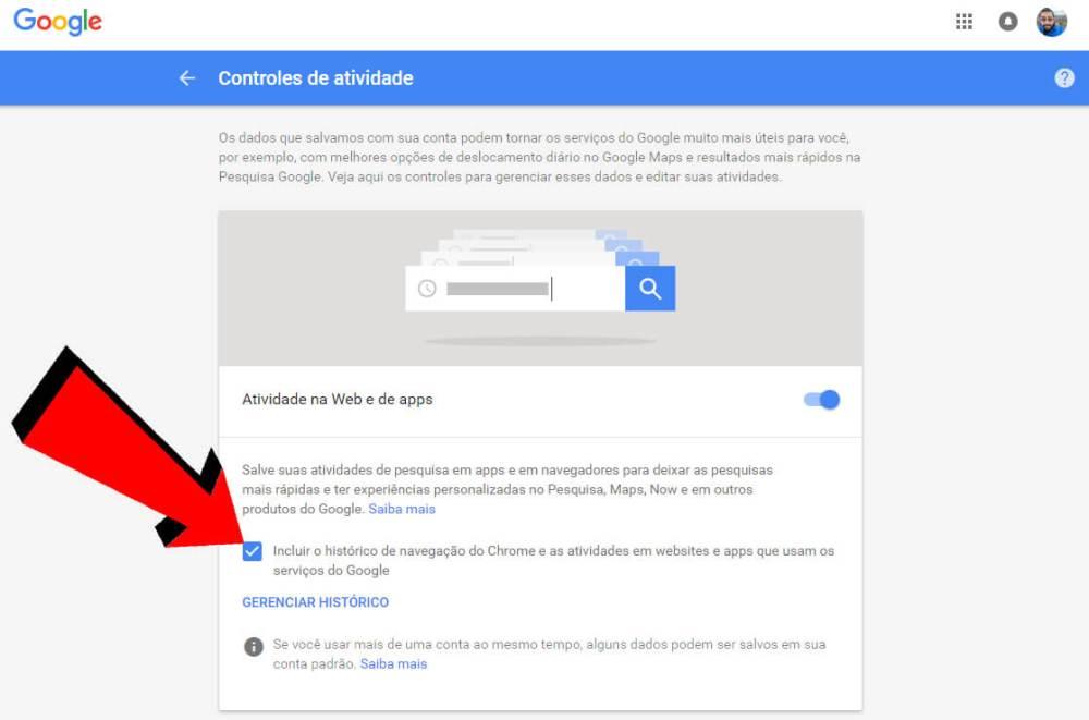 3 - Dica: como fazer o Google parar de te seguir