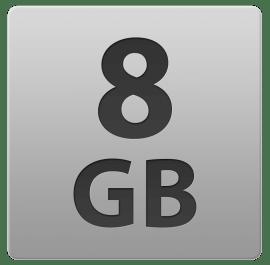 8gb-novo
