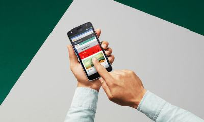 Android 7.0 Nougat Motorola/Lenovo