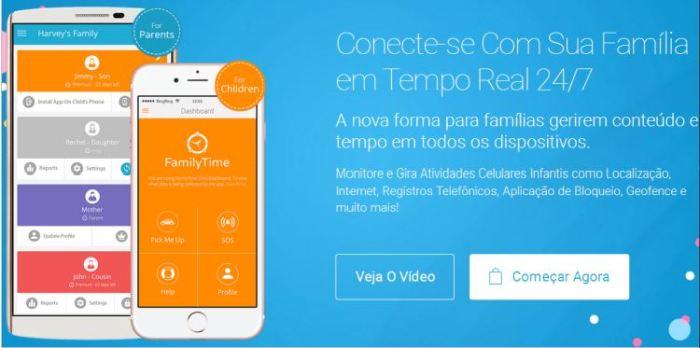 FamilyTime 02 720x358 - FamilyTime, o app que ajuda pais a protegerem seus filhos