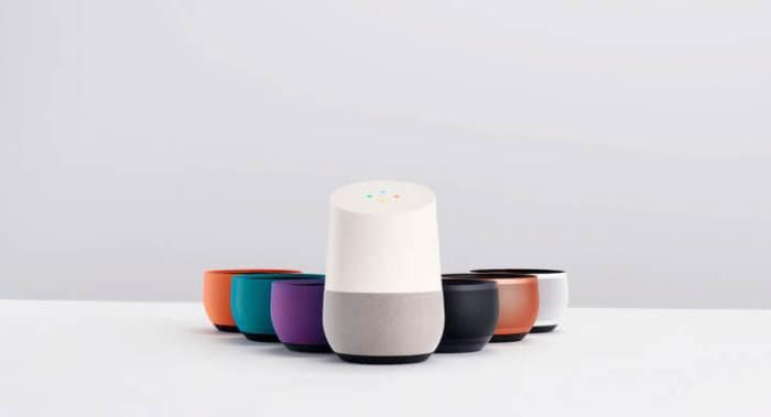 Google Home cores 720x390 - Google Home leva o Google Assistente a todos os cômodos da sua casa
