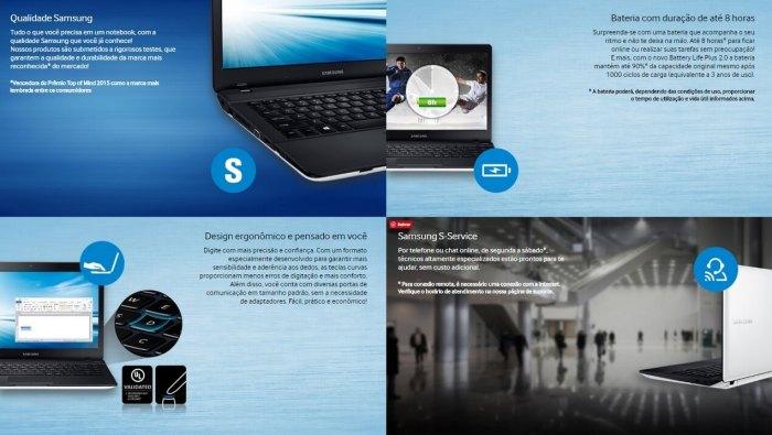 Linha Essentials Caracteristicas Gerais 720x406 - Notebooks Samsung da linha Essentials oferecem bons benefícios a um preço acessível