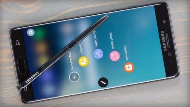 Note7 - Galaxy Note 7 recondicionado será relançado em alguns países, afirma Samsung