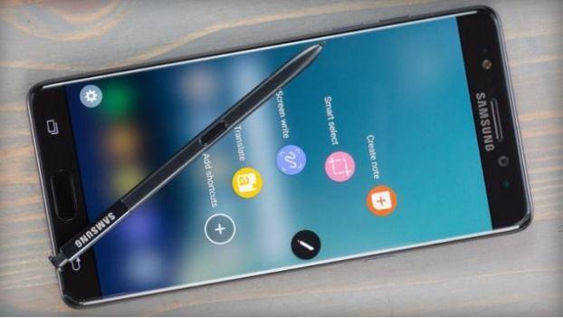 Galaxy Note 7 recondicionado será relançado em alguns países, afirma Samsung 4