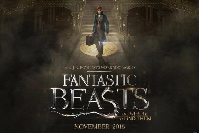 Além de assinar o roteiro, J.K. Rowling também tem controle criativo sobre a adaptação