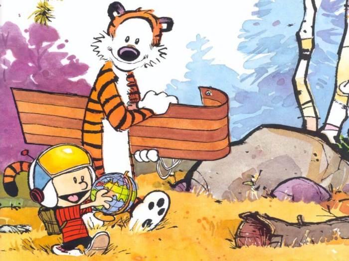 O menino e seu tigre: para todas as idades.