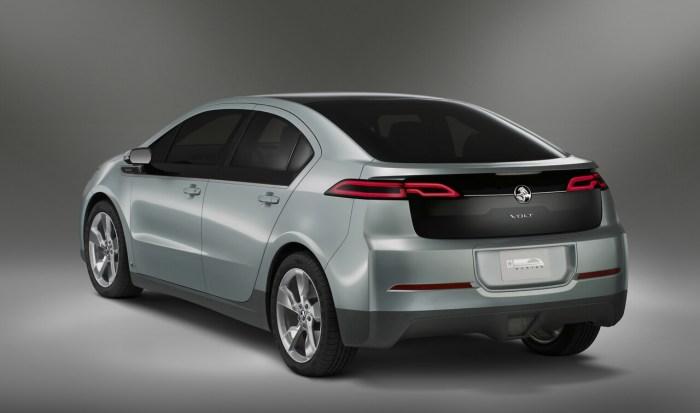 gm volt 720x425 - Alemanha quer banir carros à combustão até 2030