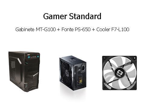 imagem release 786709 - C3 Tech anuncia kits acessíveis para montar um computador gamer