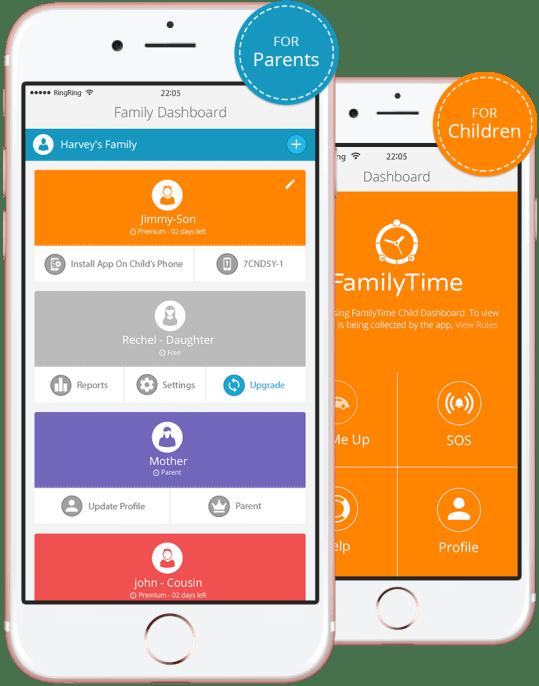 ios slider 720x916 - FamilyTime, o app que ajuda pais a protegerem seus filhos