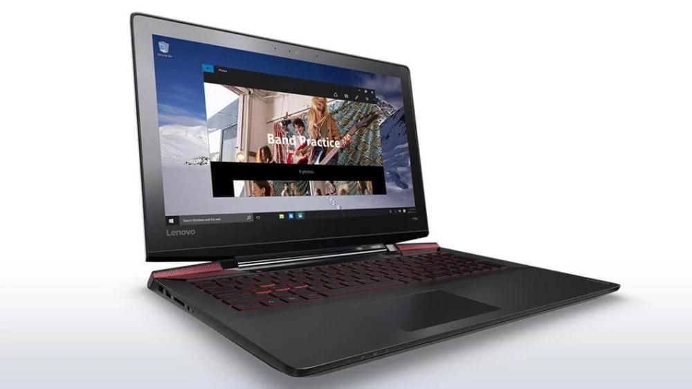 lenovo laptop ideapad y700 15 front 2 - Os melhores notebooks para comprar em 2017