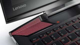 lenovo laptop ideapad y700 15 keyboard speakers 4 - Review: Lenovo Y700 - Quando o mercado é ouvido
