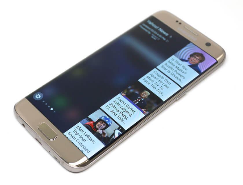 samsung galaxy s8 - Galaxy S8 pode vir com uma bateria menor do que o esperado