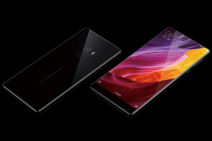 xiaomi mi mix front rear 720x480 - Conheça o Mi MIX, smartphone da Xiaomi com 91% de aproveitamento de tela