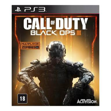 Call Of Duty Black OPS 3 para PlayStation 3 720x720 - A Black Friday 2016 continua! Confira as principais ofertas