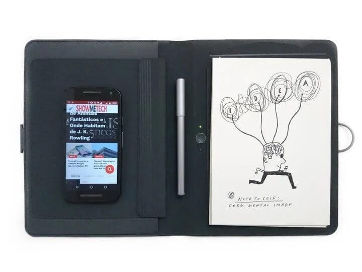 Capa Wacom Bamboo Spark 1 720x540 - Review: Wacom Bamboo Spark; escreva no papel, salve no smartphone